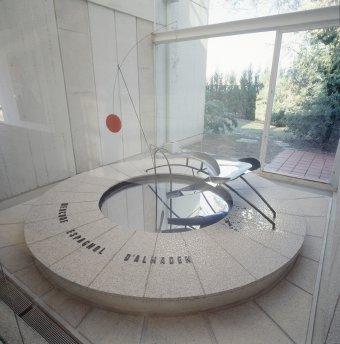 Mercury fountain