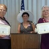 Honorary Service Award 2016 Winner… Bernadette Hamera, Estero Island Garden Club & SWFL Orchid Society