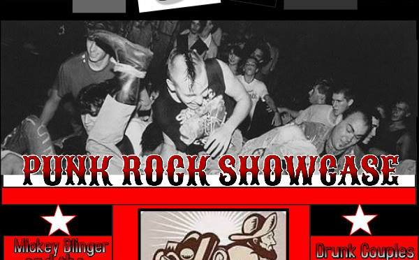 Punk Showcase: Big John's Tavern Dec. 19th