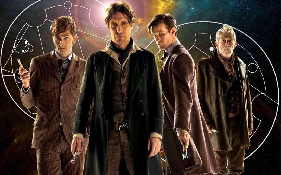 La noche del Doctor ( Dr Who )