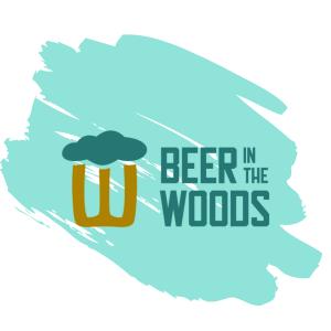 Beer in the woods