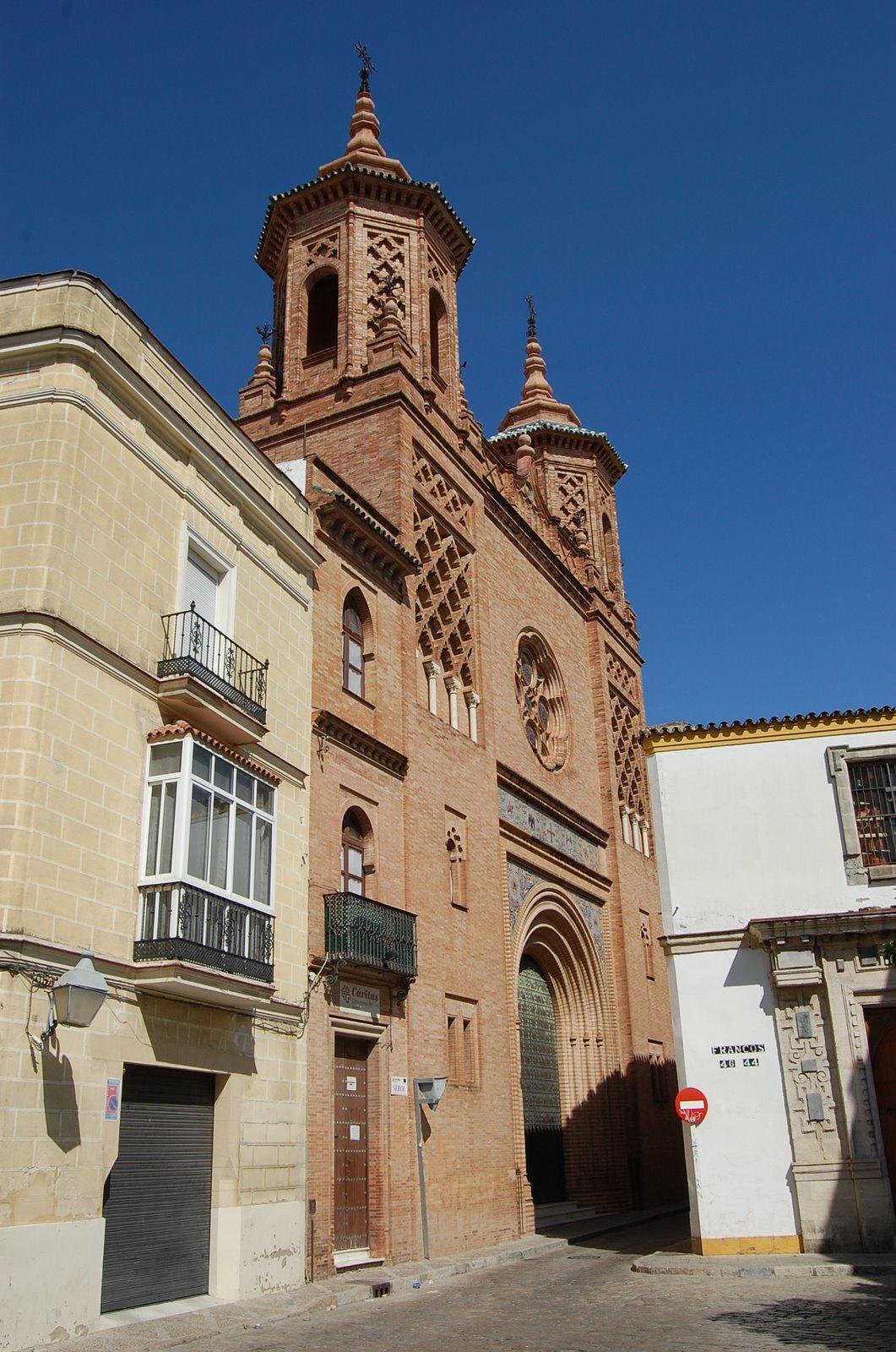 The Streets of Jerez  Jerez de la Frontera Cdiz Spain