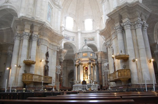 Cathedrals Of Cadiz