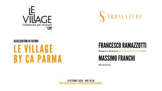 LE VILLAGE BY CA PARMA STRONCANTURE