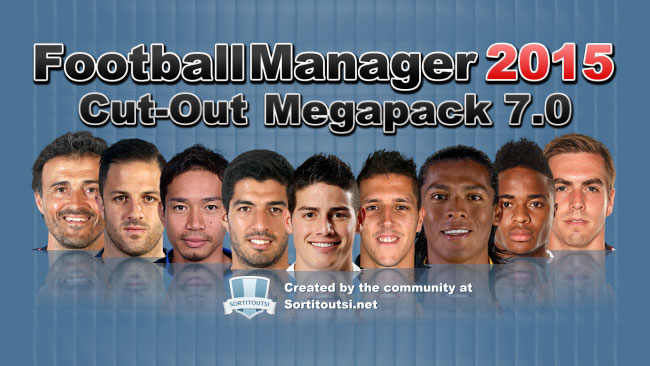 FM2015 Cut Out Player Faces Facepack