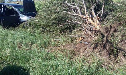Otro accidente en autovía Ruta 36