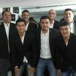 «Los Bagüaleros en la peña oficial de Cosquín»