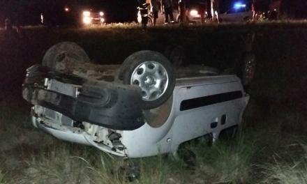 Familia de Cabrera lesionada en accidente de auto