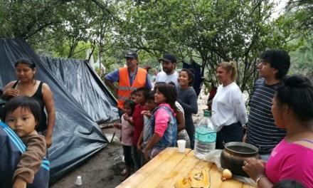Campaña para Chaco salteño junto a Cabrera Solidaria