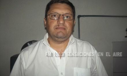 EL LEGISLADOR VIOLA VISITÓ EL TALLER APRENDIENDO A VIVIR