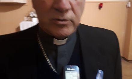 Monseñor Uriona «Nos vamos acercando en el camino de la Unidad»