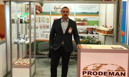 PRODEMAN en el encuentro de la industria alimenticia en Montreal-Canadá