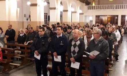 El Intendente Carasso dio inició con el programa de festejos Aniversario de la ciudad