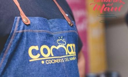 Los Cocineros  de COMAN con un alto nivel gastronómico en «Sabores del Maní»