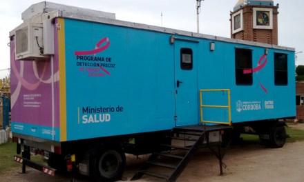 El mamógrafo está en Gral. Cabrera
