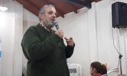 EXCELENTE CONVOCATORIA CHARLA PREVENCIÓN DE DROGA
