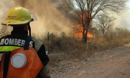 Rige la prohibición de hacer fuego en todo el territorio provincial