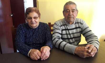 BAUTISTA Y ESTHER 50 AÑOS DE CASADOS RENOVARON SUS VOTOS