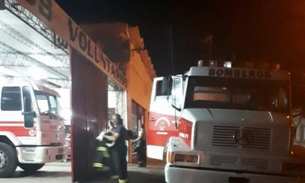 DIFÍCIL SITUACIÓN DE LOS CUARTELES DE BOMBEROS DE TODO EL PAÍS