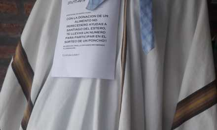 CONTINÚA LA CAMPAÑA PARA SANTIAGO DEL ESTERO