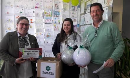 Mutual de Las Comunidades sorteó los premios del día del niño