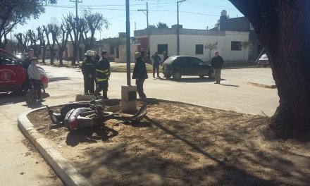 ACCIDENTE CON LESIONADOS