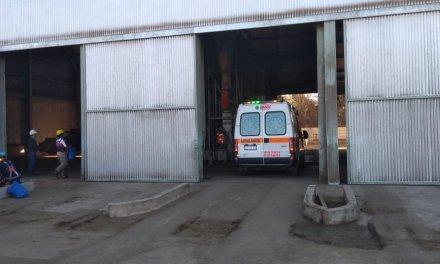 Accidente Laboral -General Cabrera