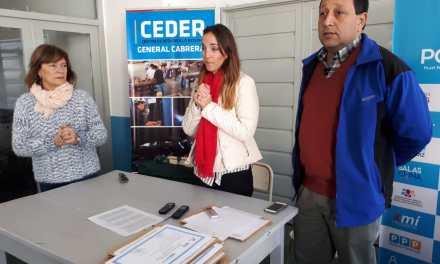 CEDER: Entrega de créditos del Banco de la Gente