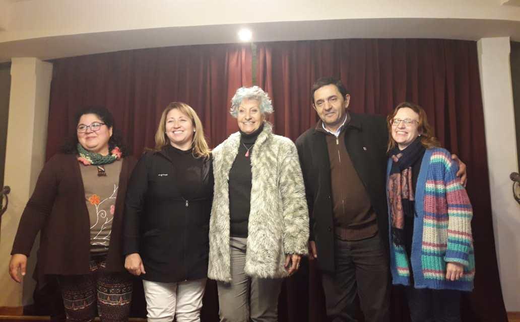 La Directora del Ballet Folclórico Nacional está en General Cabrera