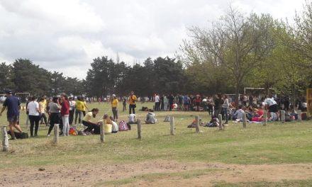 Casi 1000 chicos del ISJLC festejaron el día de la primavera