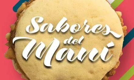 SABORES DEL MANÍ programando el 2019