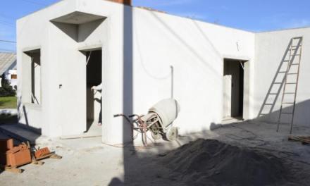 Raid de robos de materiales y herramientas en  viviendas de Cabrera Mi Casa