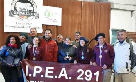 3° puesto para el IPEA en las Ovinpiadas Nacionales