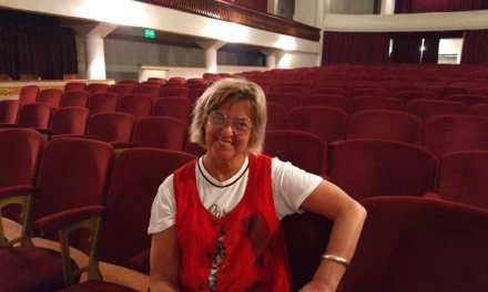 Muestra de arte de la Fray Pío en el Teatro Municipal