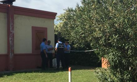 Encuentran una persona muerta en la pileta del Polideportivo de Gral. Deheza