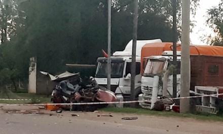 Accidente fatal – 3 fallecidos