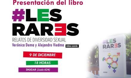 Se presenta #LESRARES