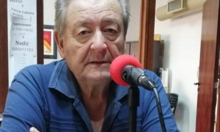 Remo Rappa presidente reelecto del Centro de Jubilados y Pensionados General Cabrera