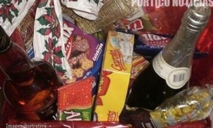 Campamento de jóvenes y colecta de productos navideños de Cáritas