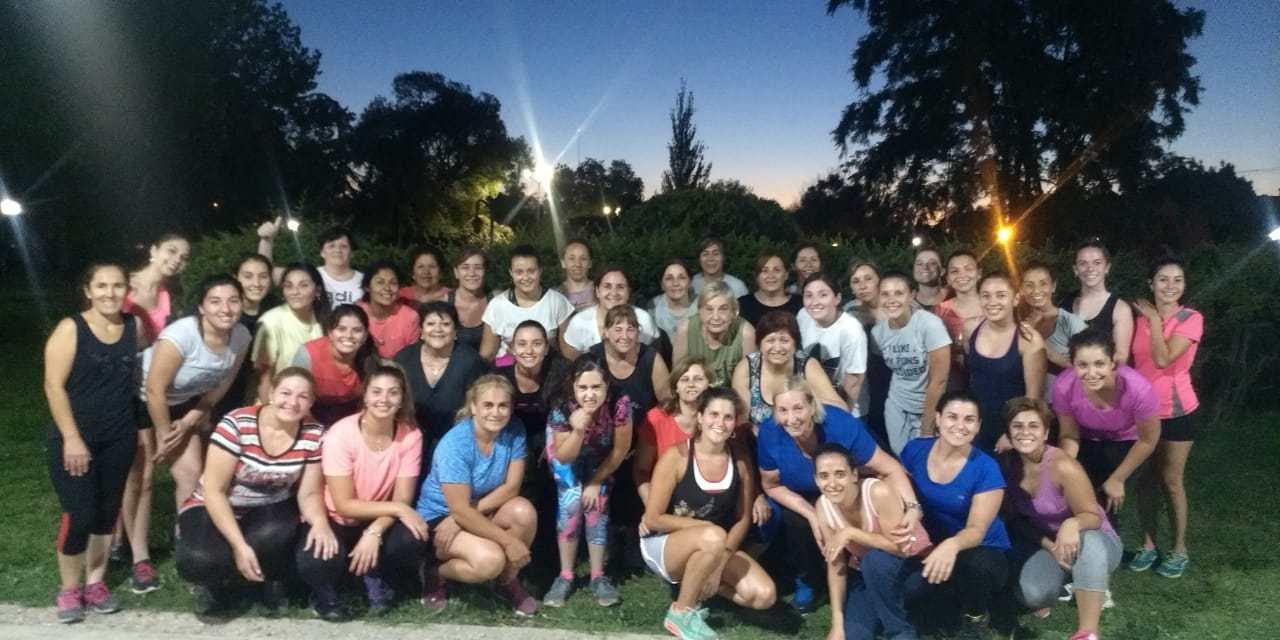 VERANO -Programa de Actividades Físicas en el parque !!