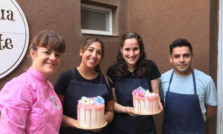 «COMO AGUA PARA CHOCOLATE»: SEMINARIO PARA PASCUA Y VARIADOS WORK SHOP