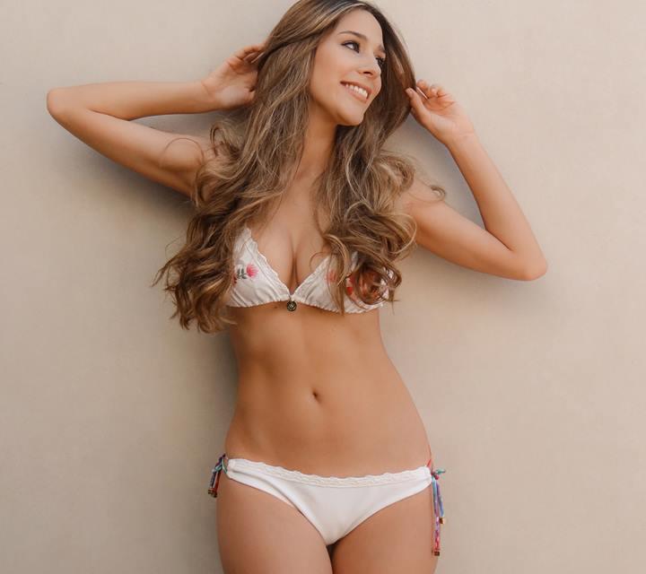 Evangelina Monchiero en el certamen Miss Film Festival Internacional /Argentina