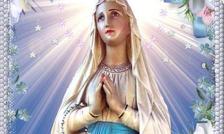 Tríduo en honor a Nuestra Señora de Lourdes