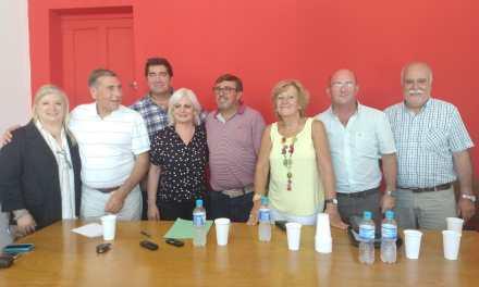 La UCR, presentó al candidato a Legislador Departamental por Juarez Celman, Denis Marchiscio