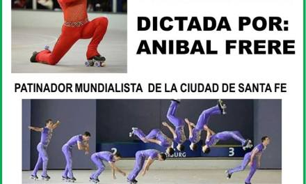 Clínica de Capacitación para patinadores