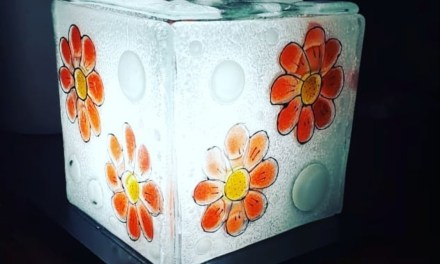El arte del vidrio junto a JP Vitrofusión