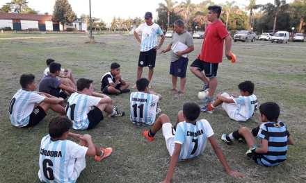 Alianza Gral.Cabrera al mundialito de Chile