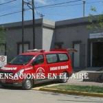 Masculino golpeado fue trasladado al Hospital