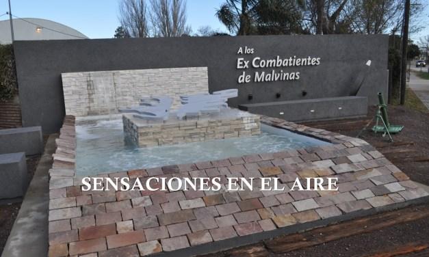 """PREPARATIVOS PARA EL TRADICIONAL """"ESPERANDO EL 2 DE ABRIL"""""""
