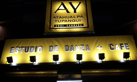 Atahualpa inauguró nueva casa